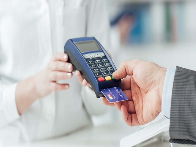 Credit Card Processing Machines Types