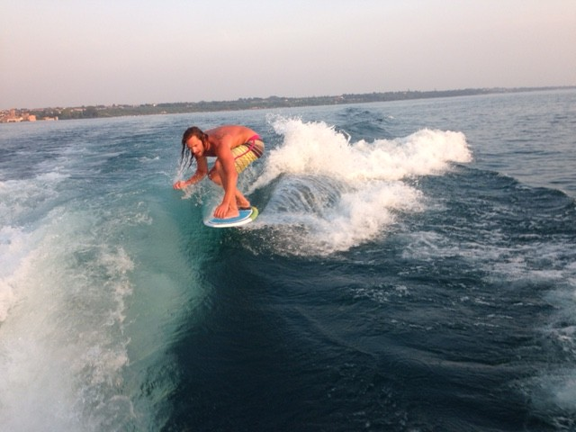 Wakeboarding: The New Surfing