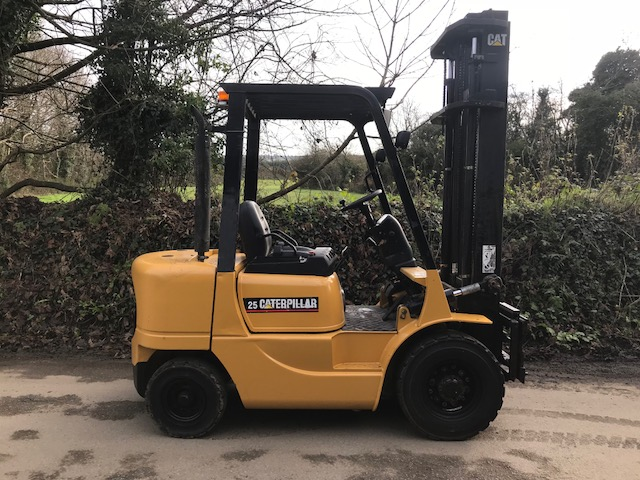 Types, Shapes And Sizes Of Forklifts