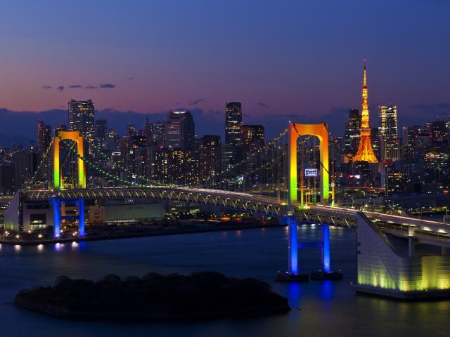 Living In Tokyo