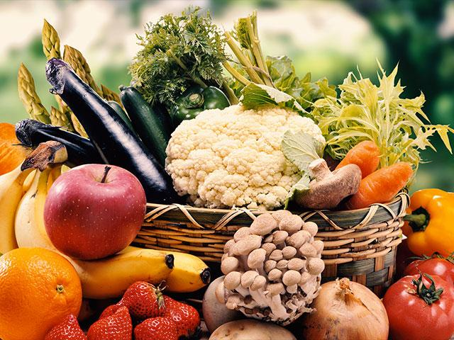 Eat Healthy With Organic Foods
