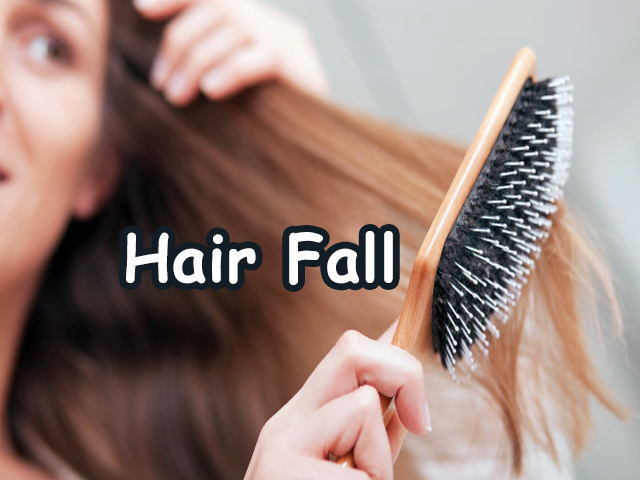 Five Types of Hair Loss