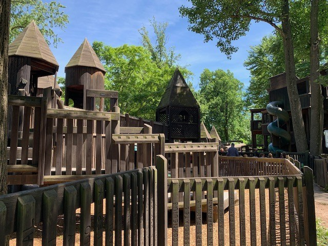 Perfect Playground For Children