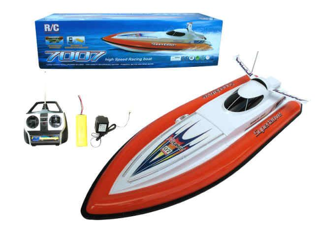 Fun With RC Boats