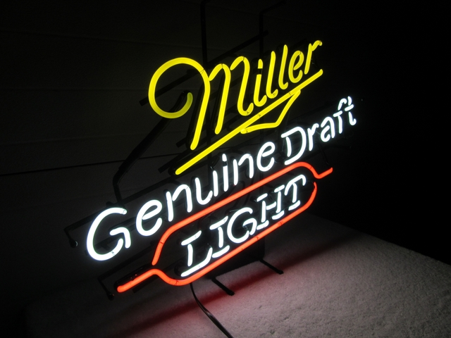 Custom Made Neon Signs