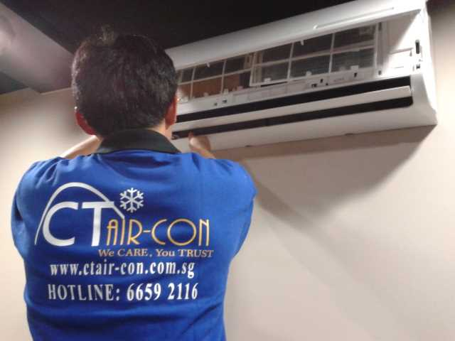 Home Air Conditioning Service – Common Service Points